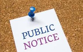 Public Notice of Participation & Comments on the NC Application for IDEA Part B Grant Award